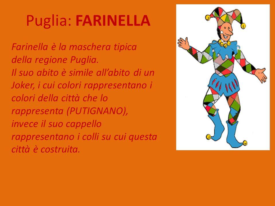 Puglia: FARINELLA