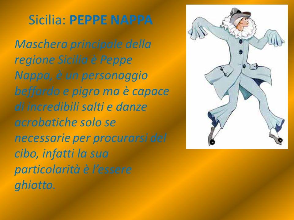 Sicilia: PEPPE NAPPA
