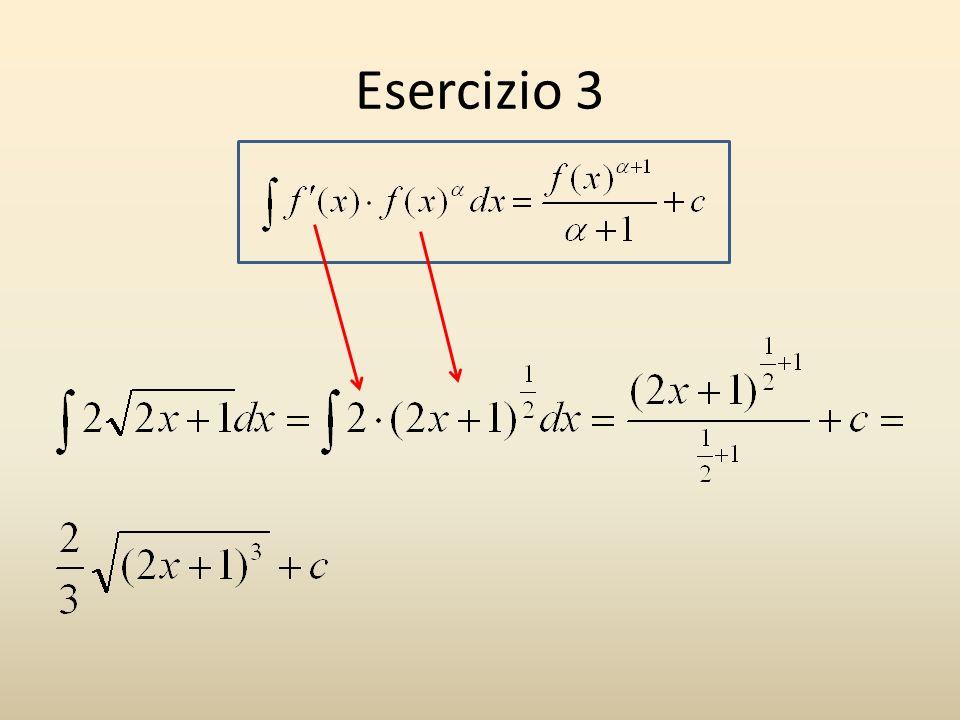 Esercizio 3