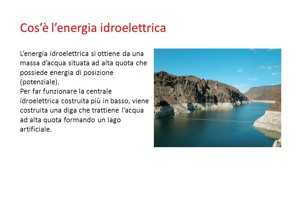 Energia idroelettrica ppt video online scaricare for Cos e l antonomasia
