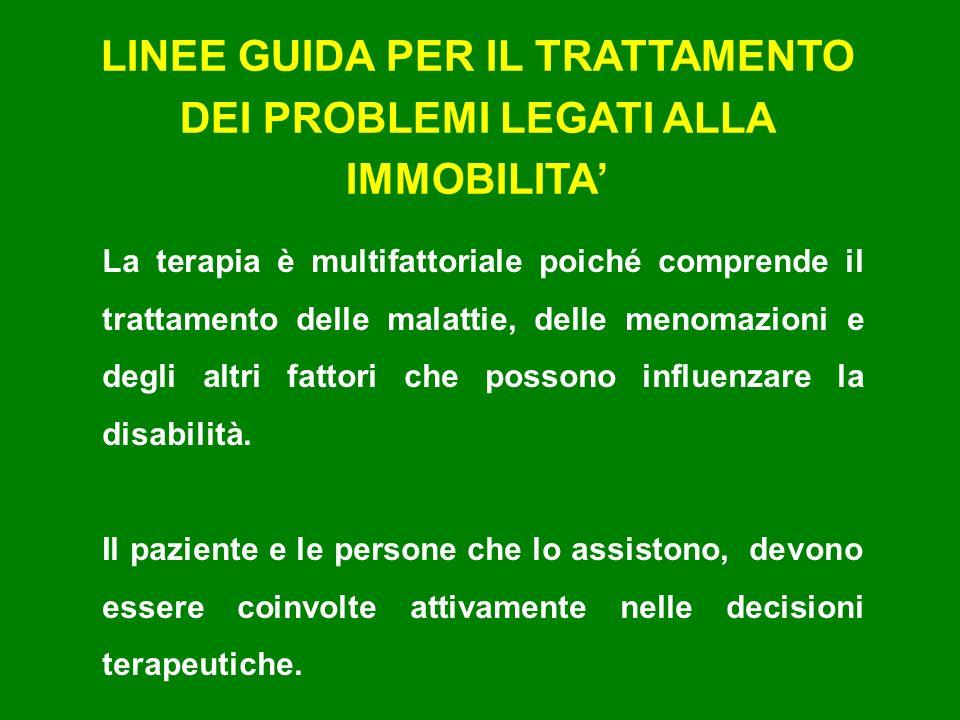 Professioni sanitarie e la sindrome da immobilizzazione - Trattamento per tarlo dei mobili ...