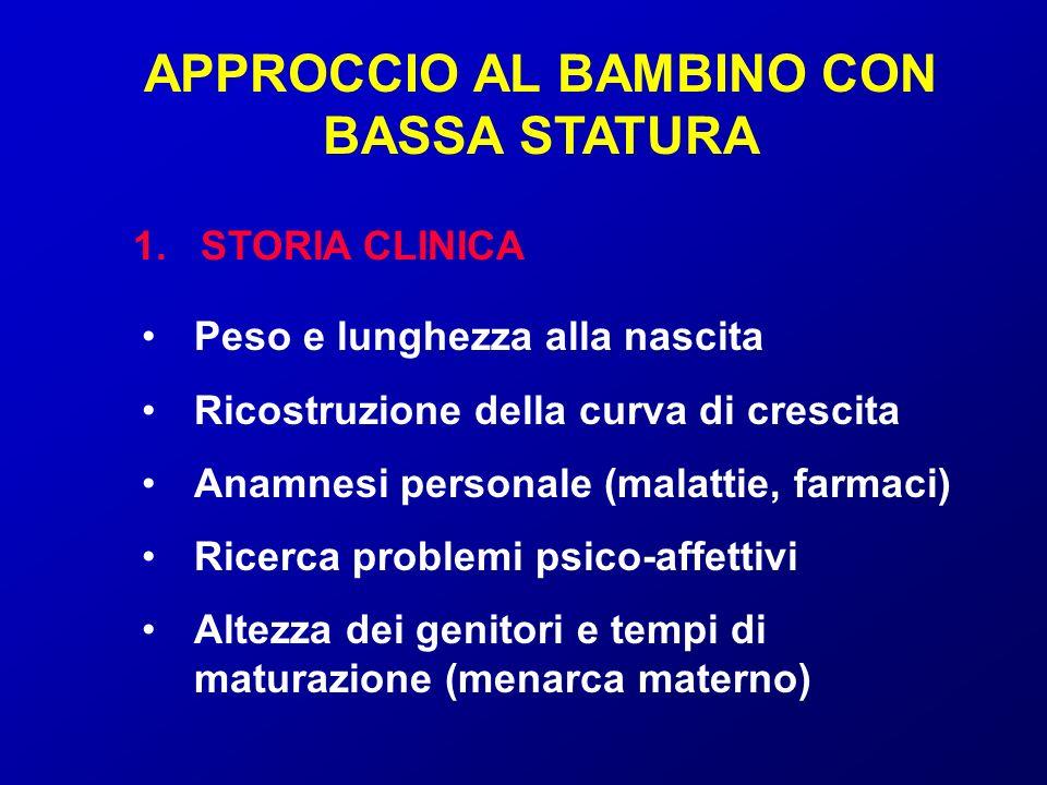 APPROCCIO AL BAMBINO CON BASSA STATURA