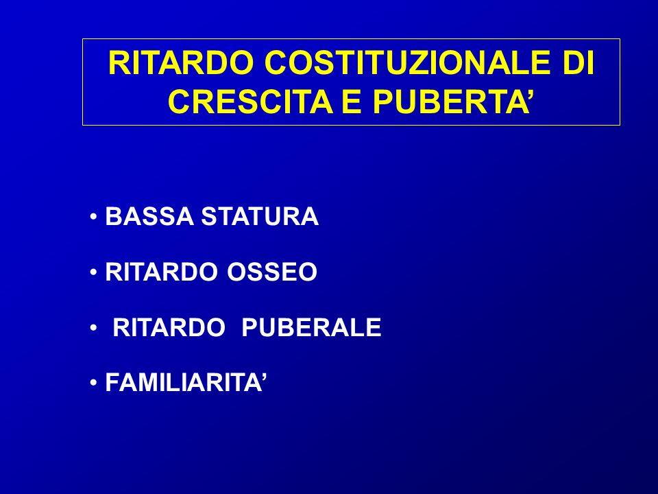 RITARDO COSTITUZIONALE DI