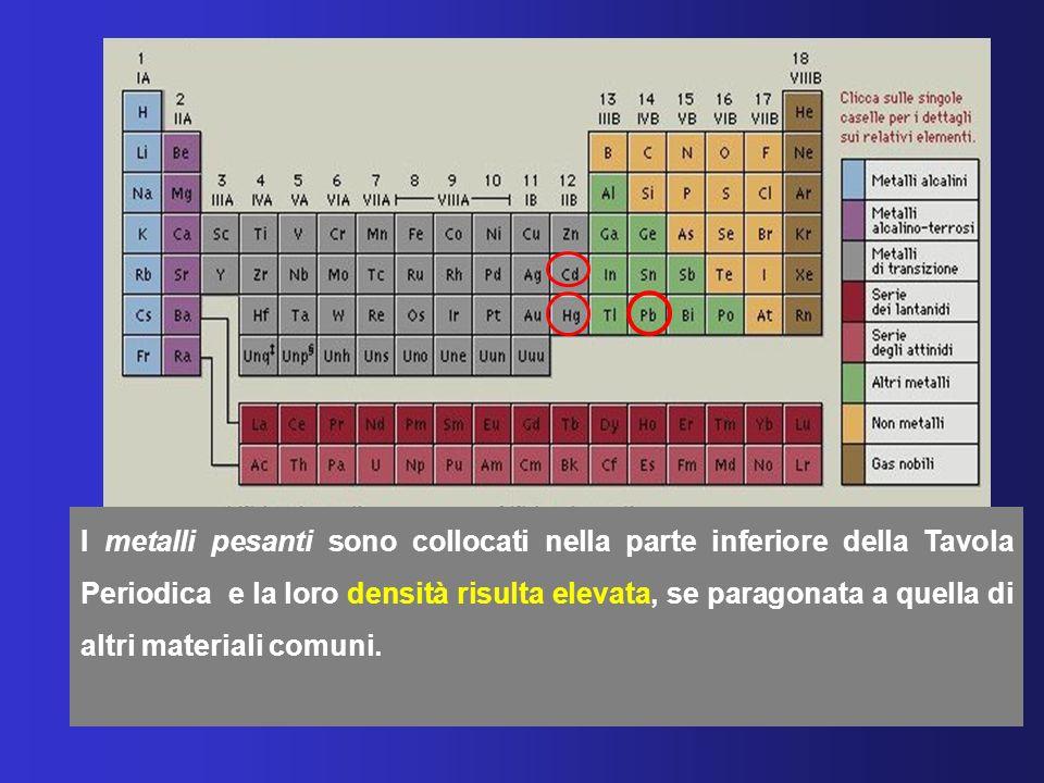 Tossici metallici i metalli sono ubiquitari in natura ppt scaricare - Tavola periodica dei metalli ...