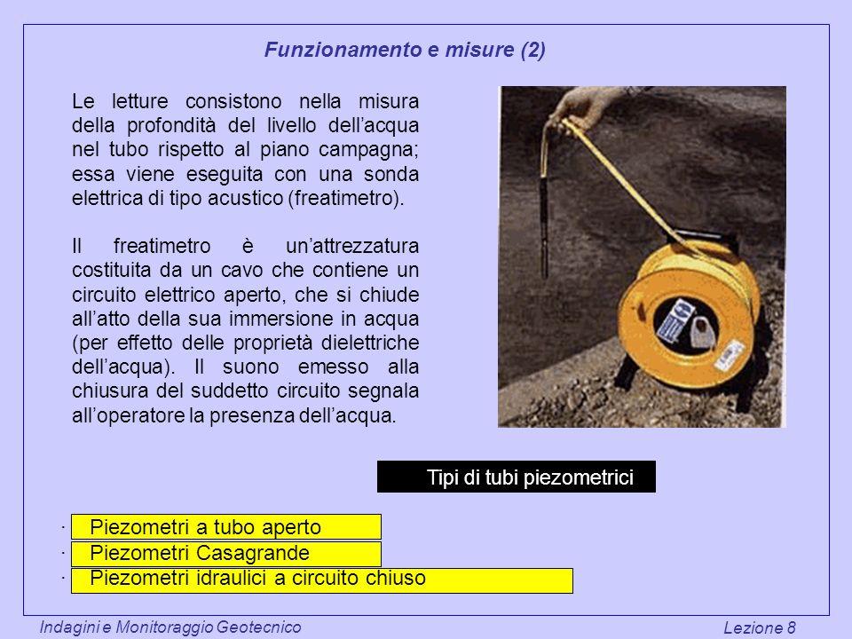 indagini e monitoraggio geotecnico ppt video online
