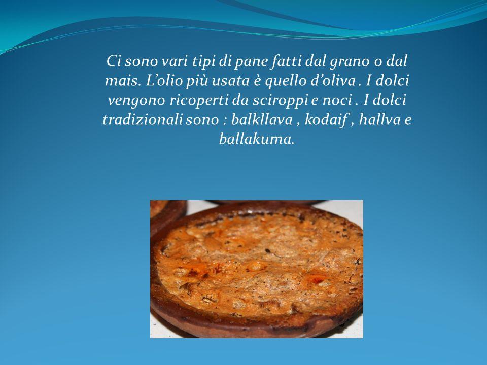 La cucina albanese storia ppt video online scaricare for Dolci tradizionali romani