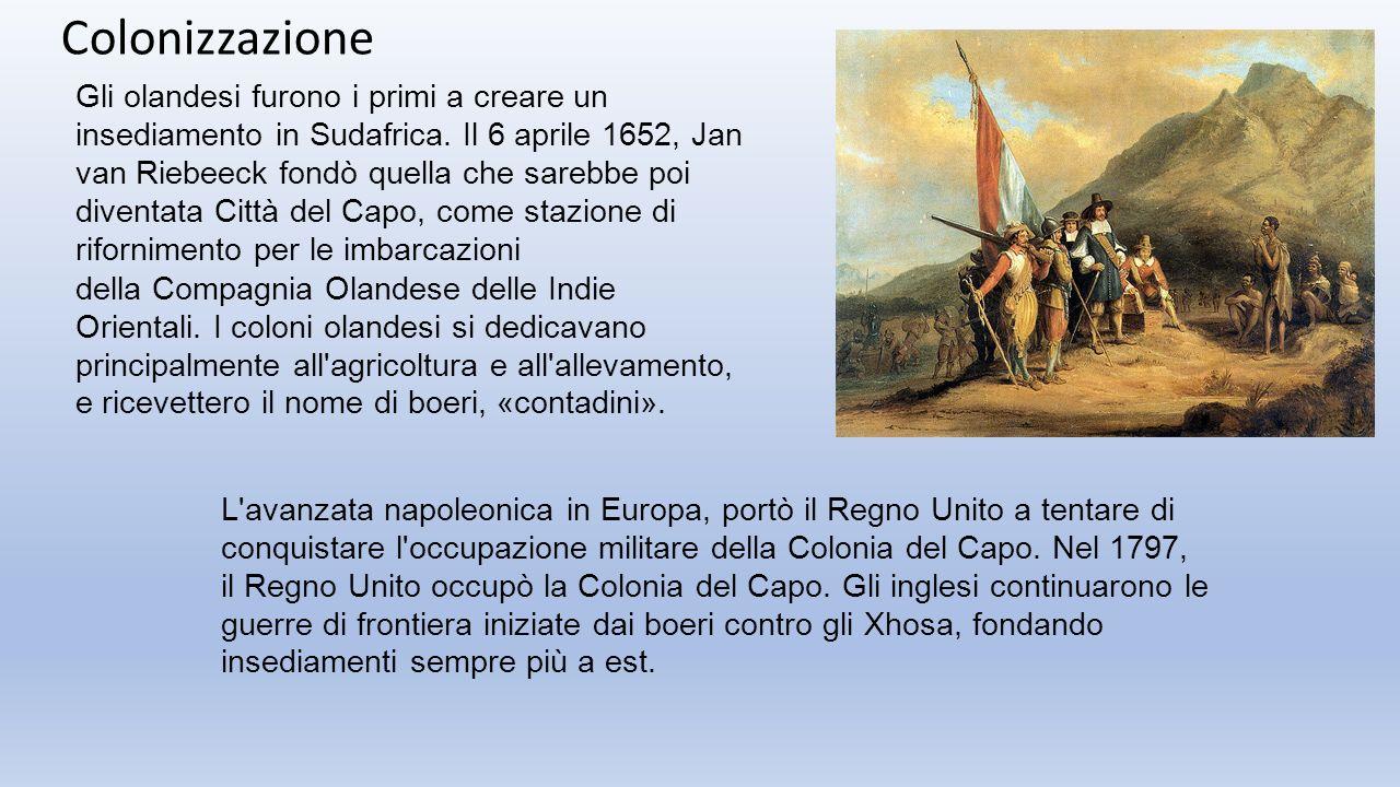 Colonizzazione