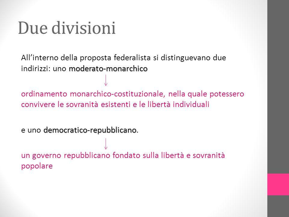 Due divisioni