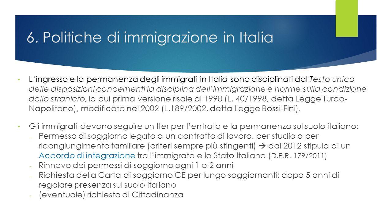 Abbiam fatto l italia a cura di dott ppt scaricare for Carta di soggiorno per madre di cittadino italiano