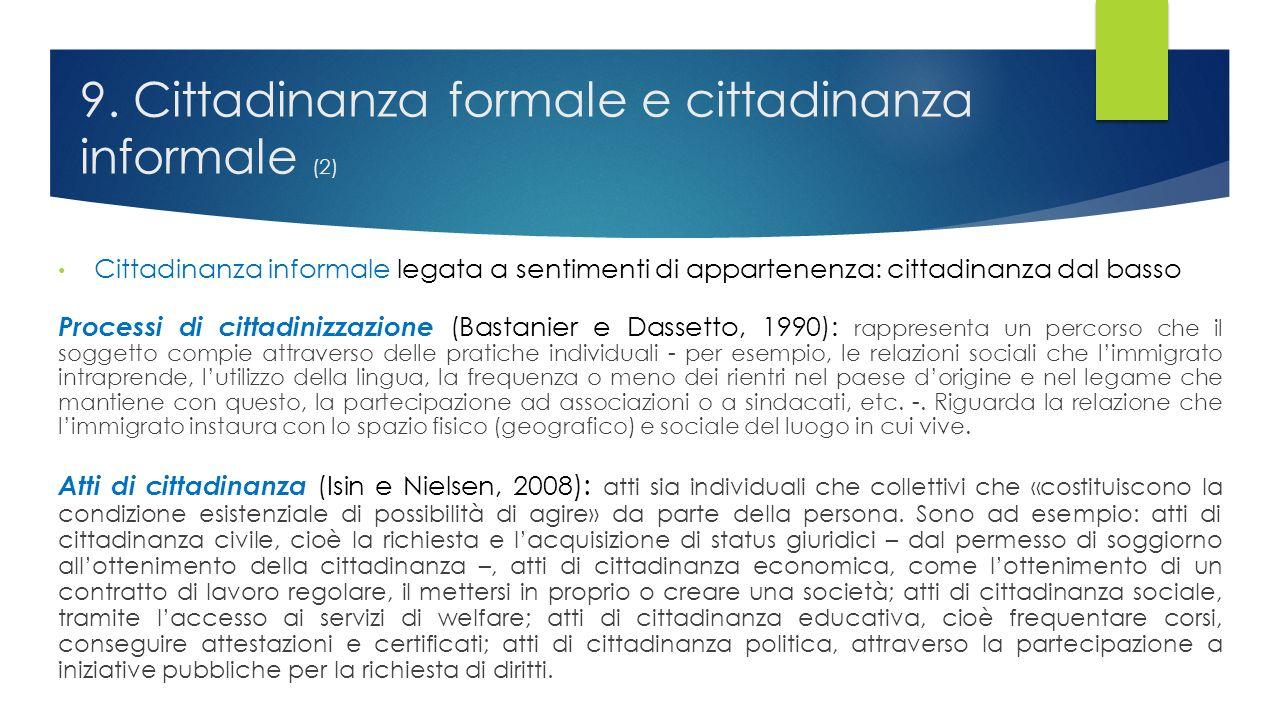 Abbiam fatto l italia a cura di dott ppt scaricare for Permesso di soggiorno status
