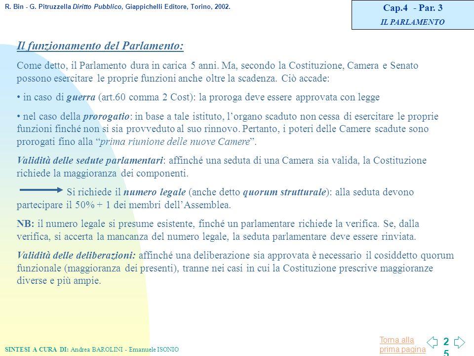 L organizzazione costituzionale in italia ppt scaricare for Numero membri camera dei deputati