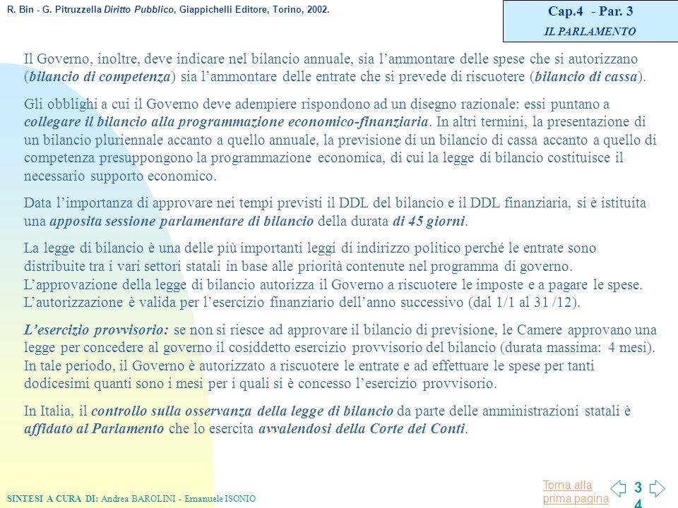L organizzazione costituzionale in italia ppt scaricare for Quanti sono i parlamentari