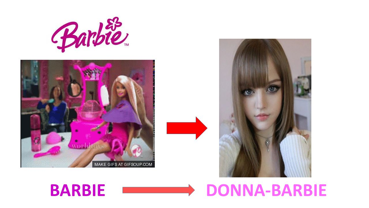 BARBIE DONNA-BARBIE
