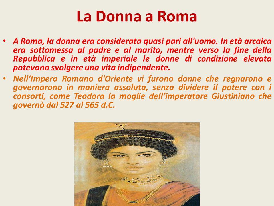 La Donna a Roma