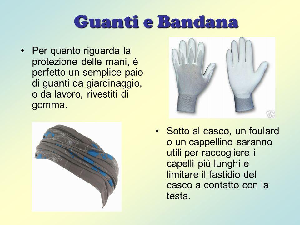 Guanti e Bandana