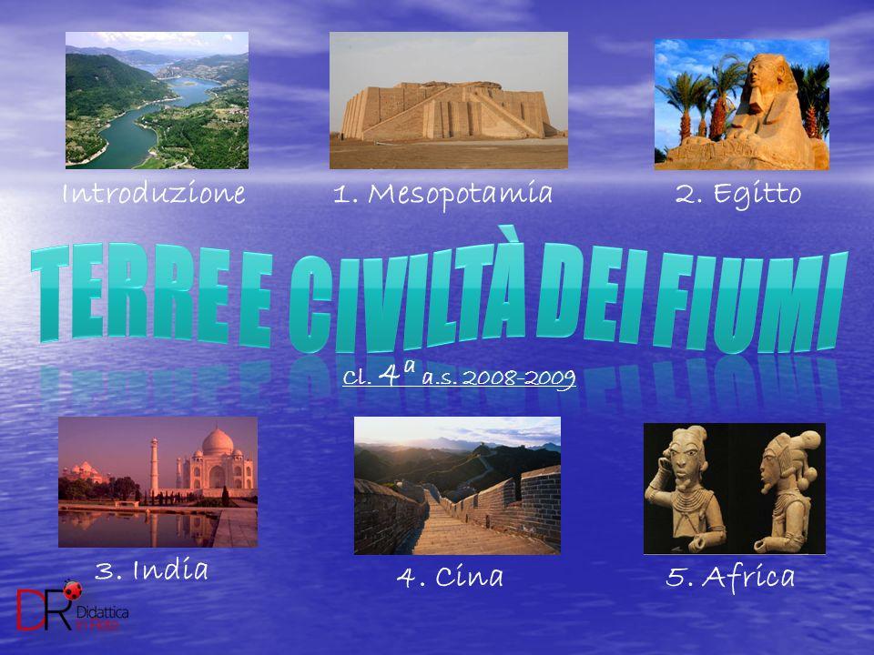 Terre e civiltà dei fiumi