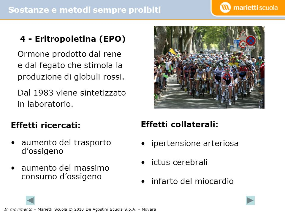 4 - Eritropoietina (EPO)