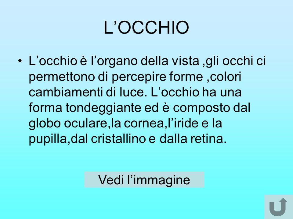 L'OCCHIO