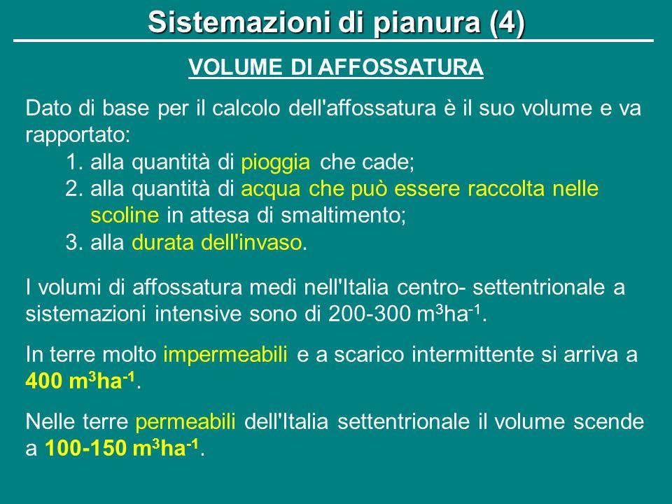 Sistemazioni di pianura (4)