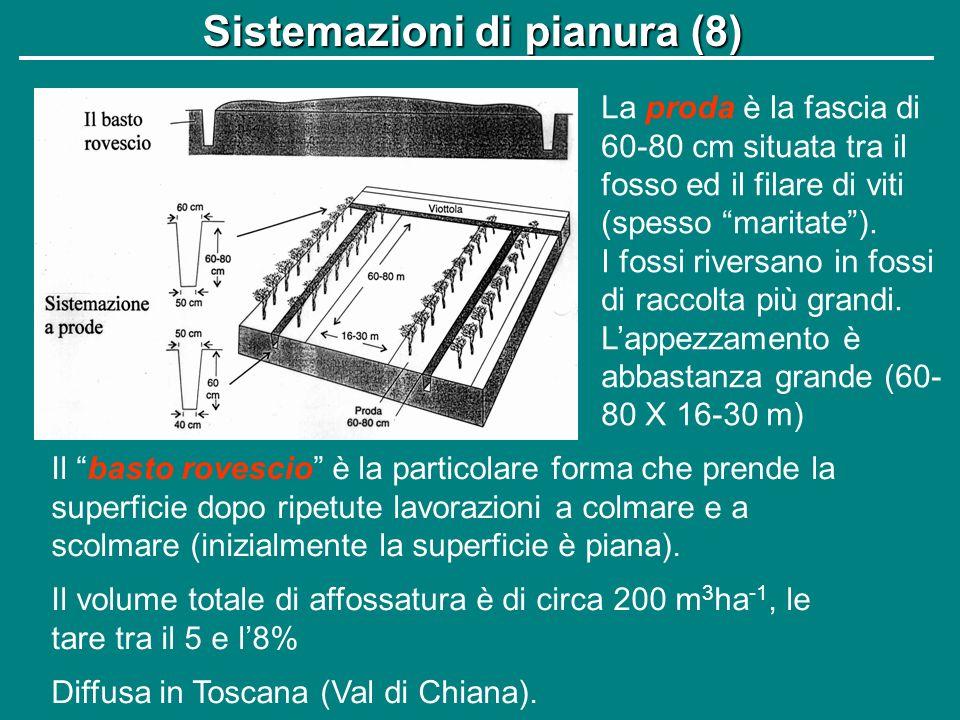 Sistemazioni di pianura (8)
