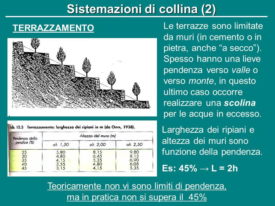 Sistemazioni di collina (2)