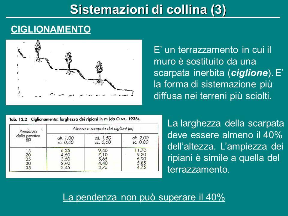 Sistemazioni di collina (3)
