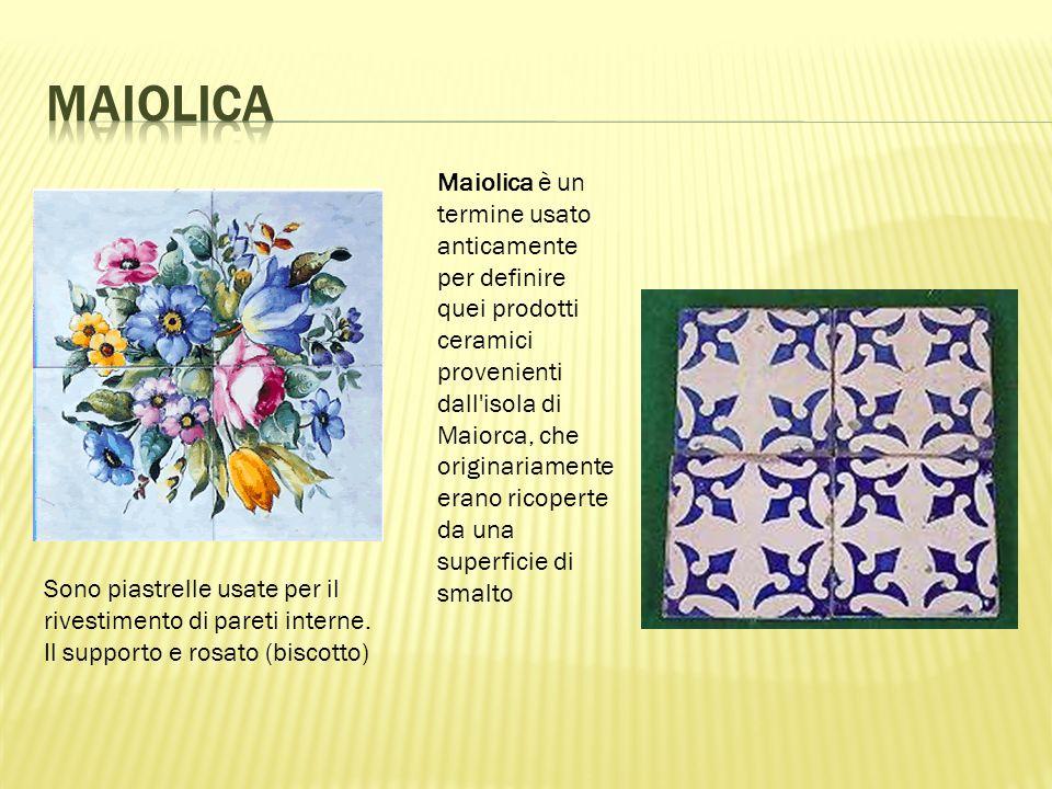 Maiolica