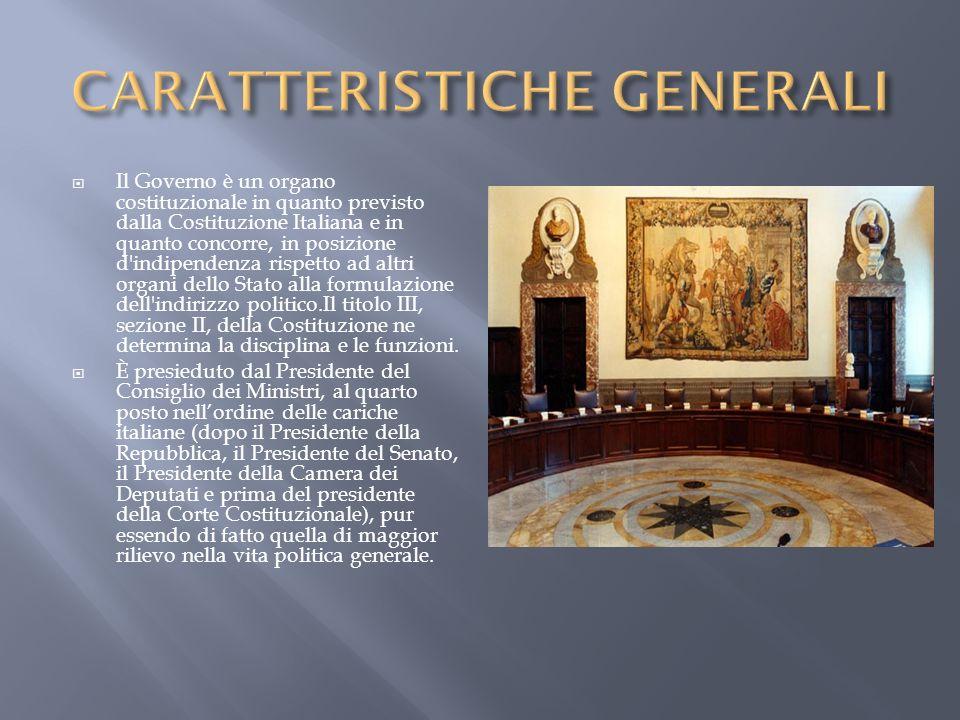 Governo della repubblica italiana ppt scaricare for Indirizzo della camera dei deputati