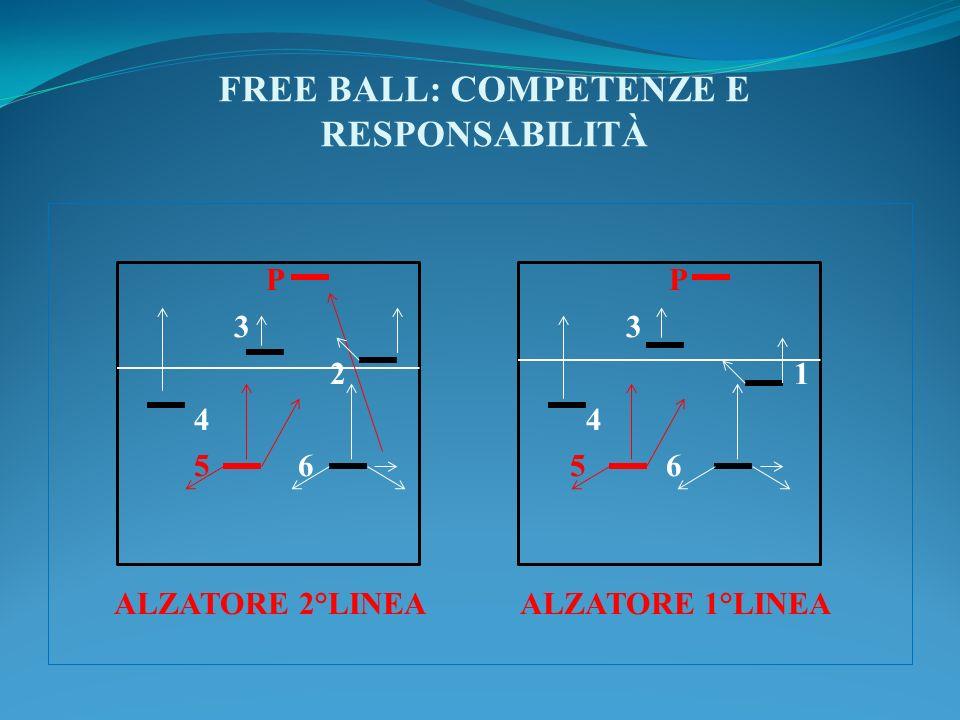 FREE BALL: COMPETENZE E RESPONSABILITÀ