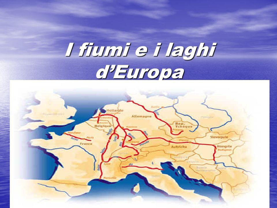 Fiumi E Laghi D Europa Cartina Pieterduisenberg