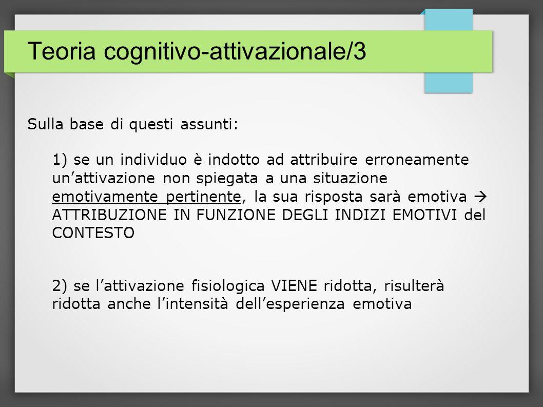 Teoria cognitivo-attivazionale/3