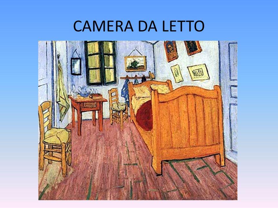Imitando van gogh classi terze sez b e d scuola primaria n green ppt scaricare - Camera da letto van gogh ...