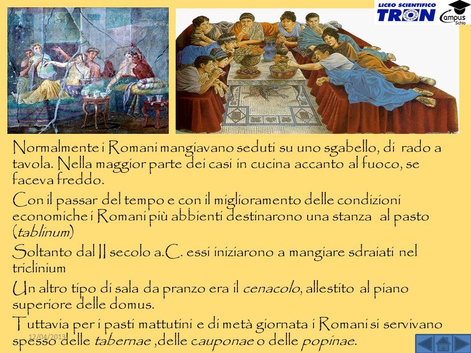 L Alimentazione Nell Antica Roma Ppt Scaricare