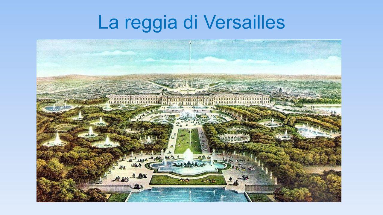 La reggia di versailles ppt video online scaricare for Charles che arredo la reggia di versailles