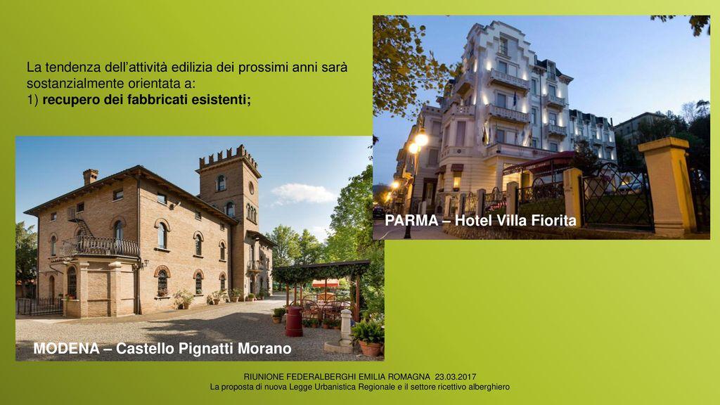 Riunione federalberghi emilia romagna ppt scaricare - Interventi antisismici vecchi edifici ...