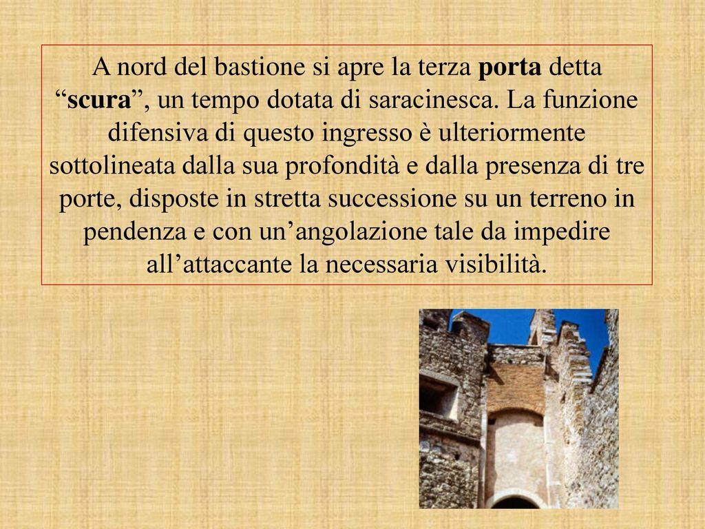 Il castello medievale ppt video online scaricare - La terza porta ...