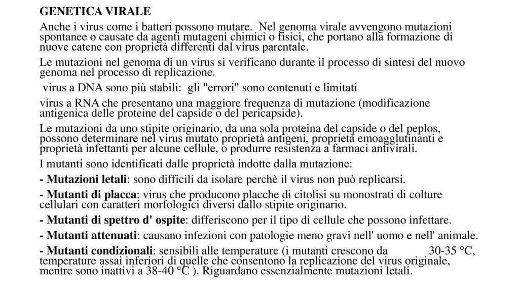 Codice genetico il codice genetico pu essere definito - Due caratteri diversi ...