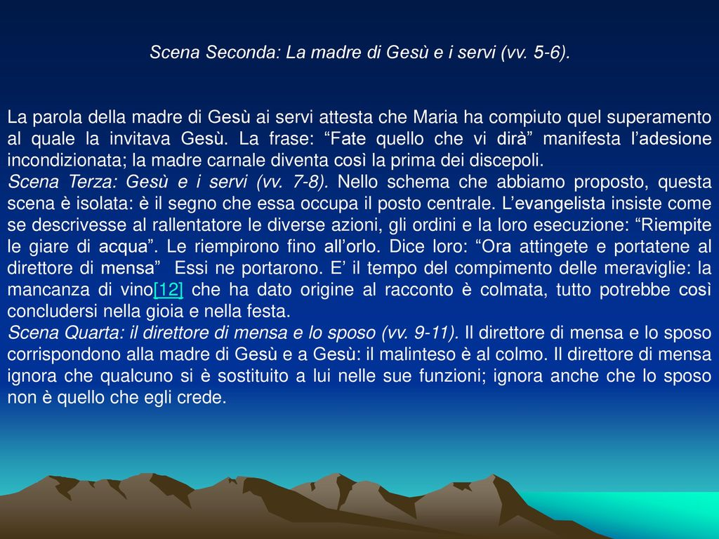 Preferenza I 7 SEGNI DEL VANGELO DI GIOVANNI - ppt scaricare RS82