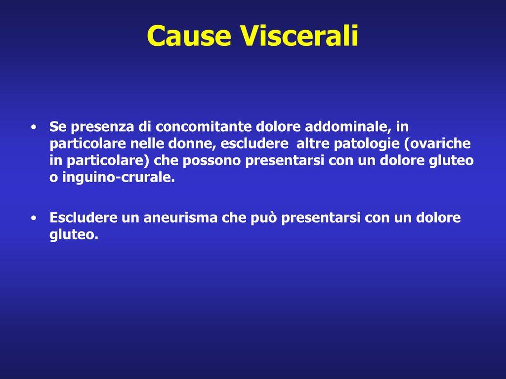 Cause Viscerali