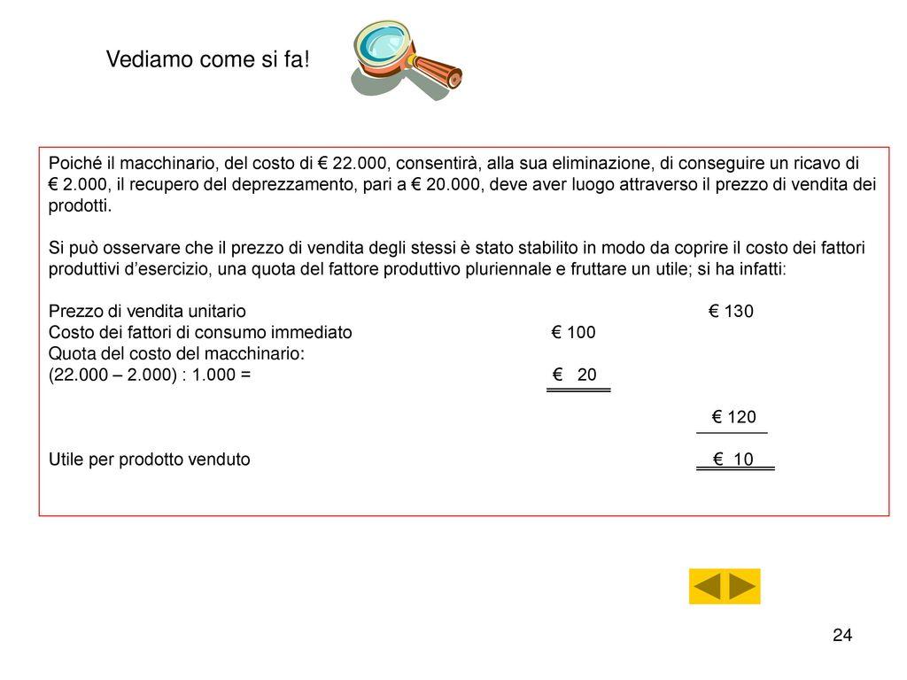 I cicli aziendali classe iii ppt scaricare - Costo di una donazione di un immobile ...