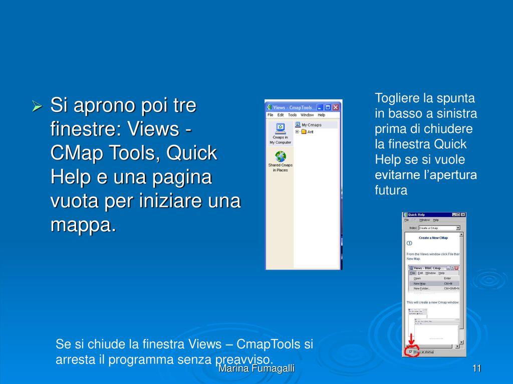 Guida base di cmap tools 3 ppt scaricare - Si aprono finestre pubblicitarie ...