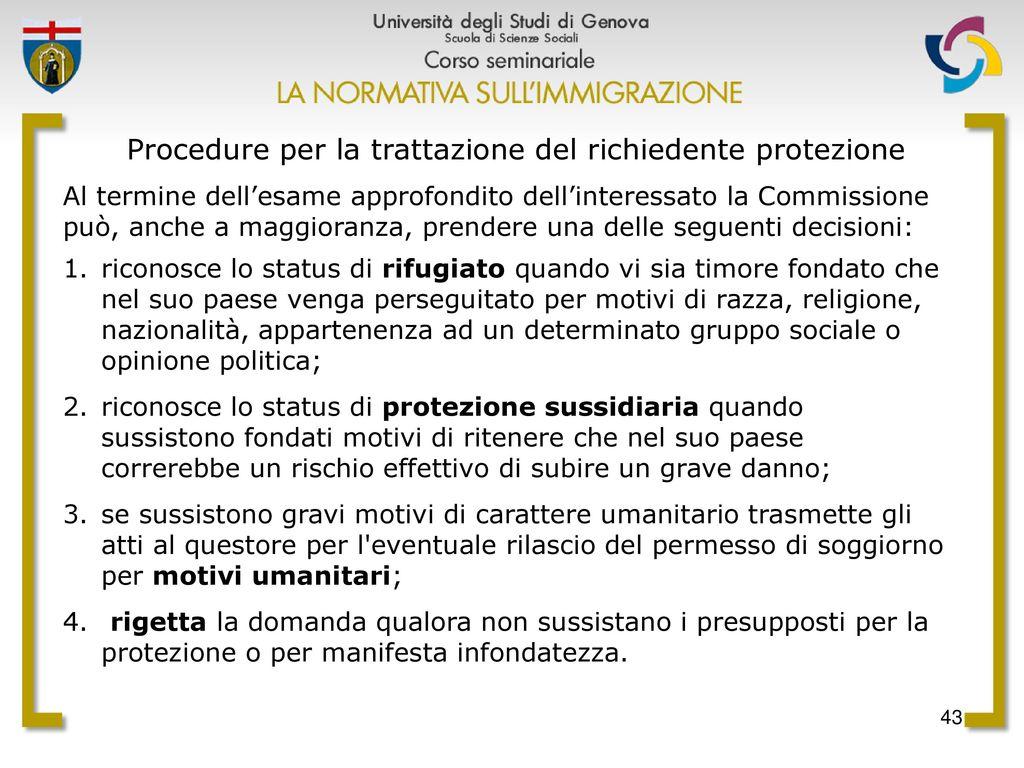 Emejing Documento Di Soggiorno In Trattazione Gallery - Home Design ...