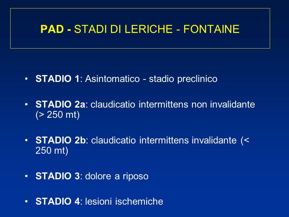 PAD - STADI DI LERICHE - FONTAINE