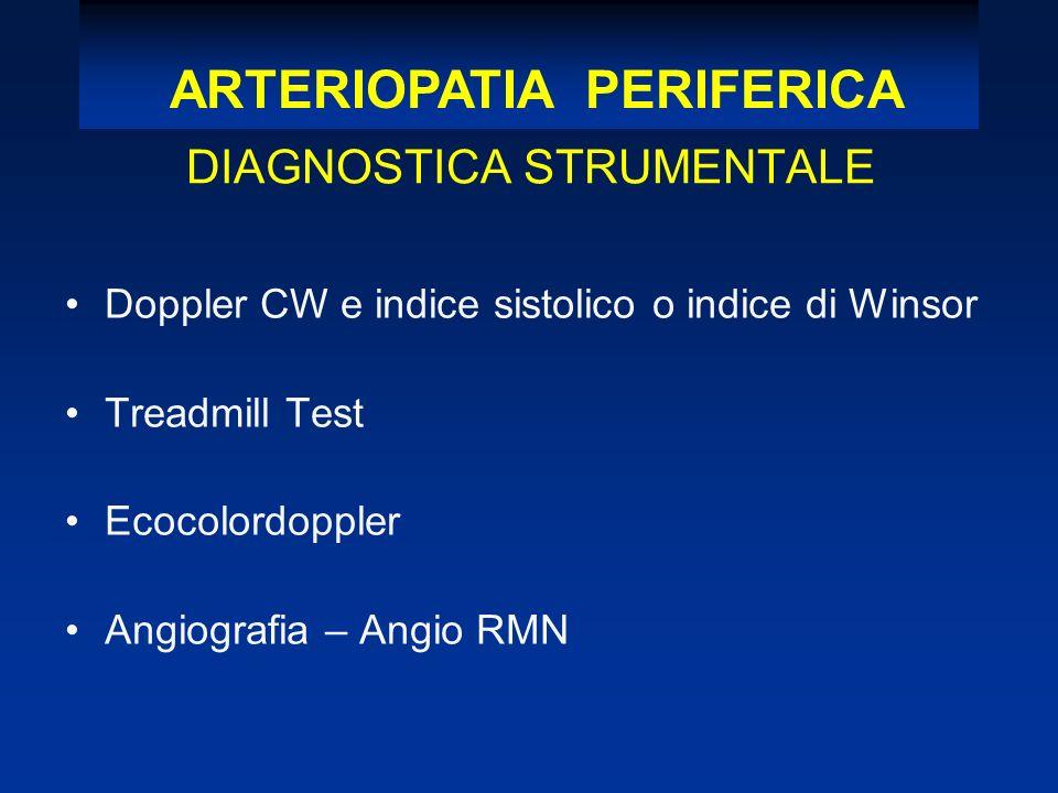 DIAGNOSTICA STRUMENTALE