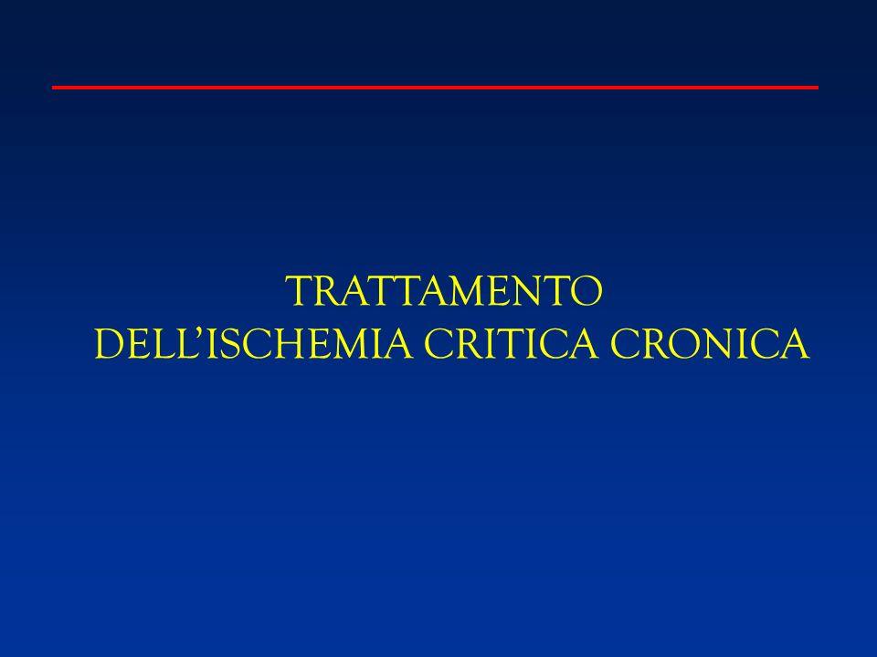 DELL'ISCHEMIA CRITICA CRONICA