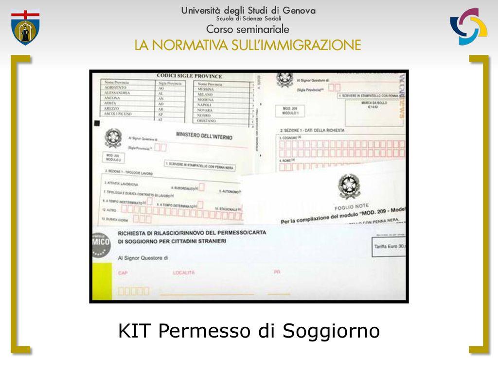 Controllo Permesso Di Soggiorno Online Ferrara Polizia Of ...
