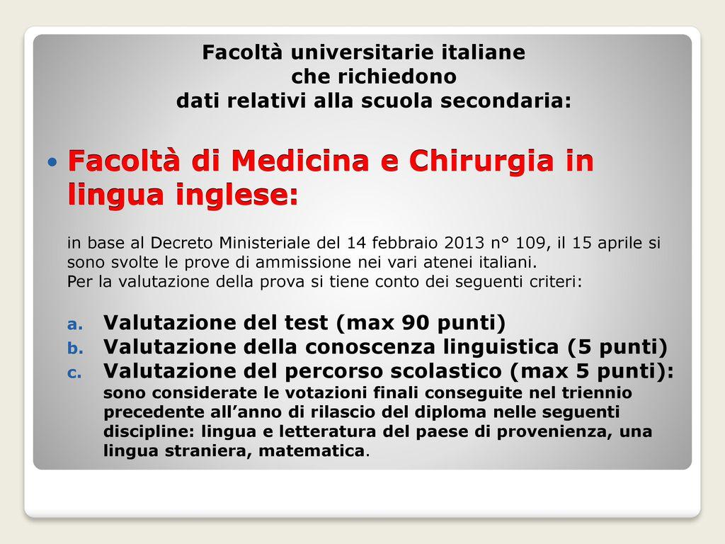 Comitato genitori liceo tasso ppt scaricare for Cucinare nei vari dialetti italiani