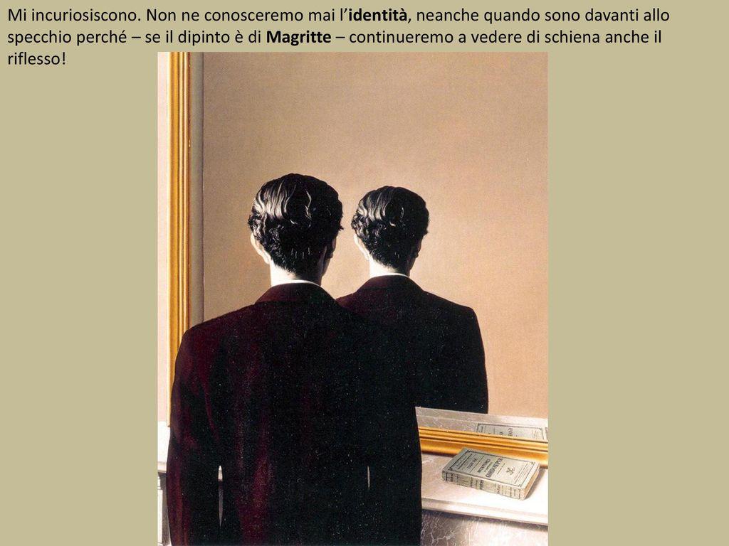 Visti di schiena personaggi misteriosi nelle opere d arte - Ragazza davanti allo specchio ...