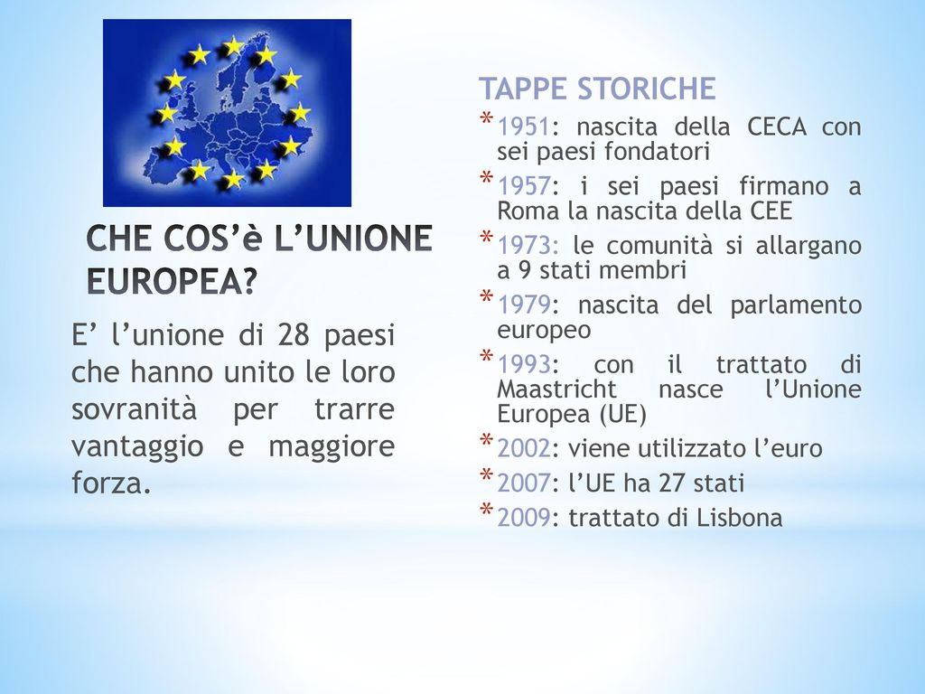 l unione europea flipped lesson by flavio clemente ppt