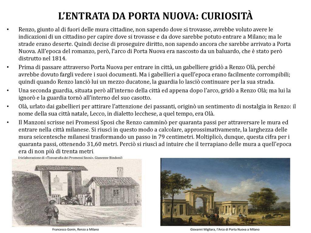 Renzo a milano agosto 1630 i promessi sposi xxxiv rr for Quanto tempo conservare documenti 730